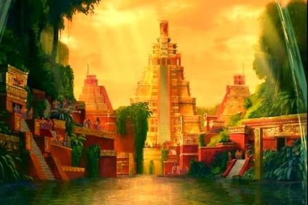 ciudad del Dorado